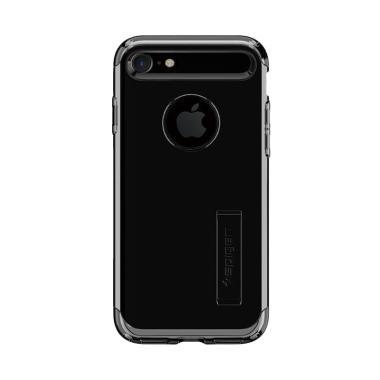 Spigen Slim Armor Casing for iPhone 7 - Jet Black