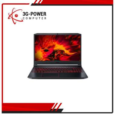 harga Acer Nitro 5 AN515-54-73VG Gaming Laptop Core i7-9750H Black Blibli.com
