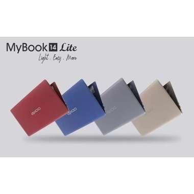 harga AXIOO MYBOOK 14 + LITE LAPTOP [Intel DualCore N3350 RAM 4GB 64GB EMMC 14