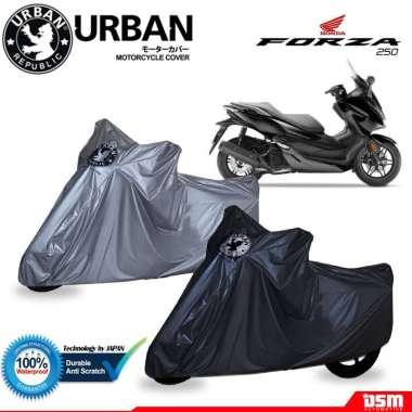 harga Cover Motor Honda Forza 250 100% Waterproof / Aksesoris Motor Forza BLACK Blibli.com
