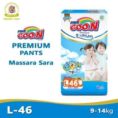Goon Premium Pants Massara Sara L46