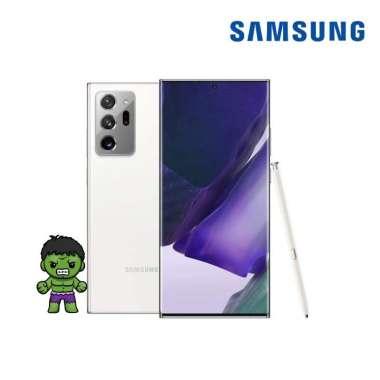 Samsung Galaxy Note 20 Ultra - N985 - 8/512GB - GARANSI RESMI SEIN putih