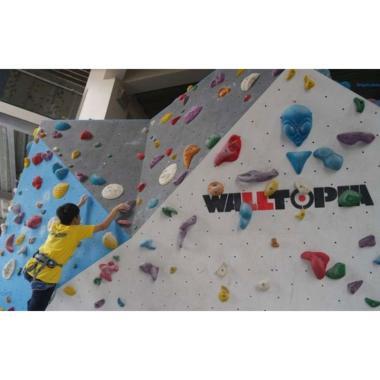 harga INDOCLIMB One Day Indoor Climbing Experience Jakarta [Domestik] - PROMO BUY 1 GET 1 FREE - Child - Blibli.com