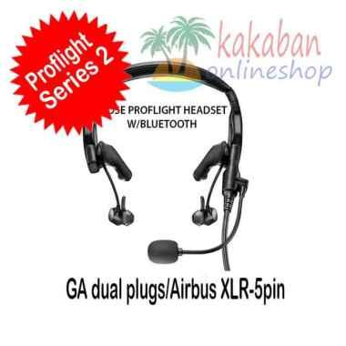 harga Bose Proflight Aviation Headset W-Bluetooth - Airbus Blibli.com