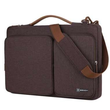 harga Tas Laptop Macbook BRINCH Selempang Executive Long Strap 13 14 inch Coklat Blibli.com