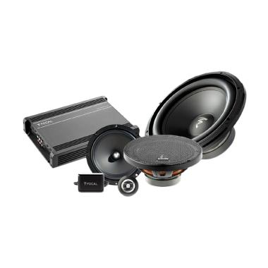 Focal Auditor 2 Way System Paket Audio Mobil