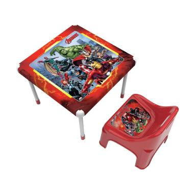 Naiba Avanger Set Meja dan Kursi Anak