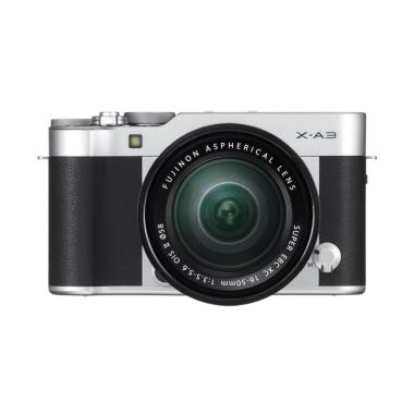 Fujifilm XA3 16-50 mm Kamera Mirror ... [24.2 MP/3 Inch LCD/WiFi]