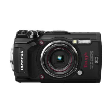 OLYMPUS Tough TG-5 Black + Free SDHC 16GB