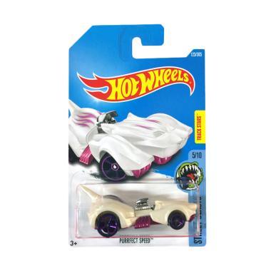 Hot Wheels Purrfect Speed Diecast