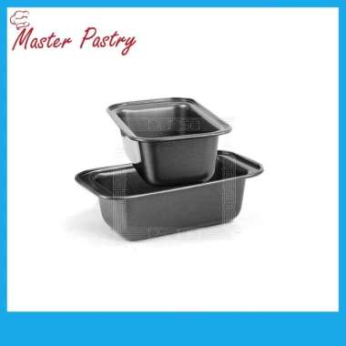 (2 PCS) Master Pastry Loaf Pan Small 7,5