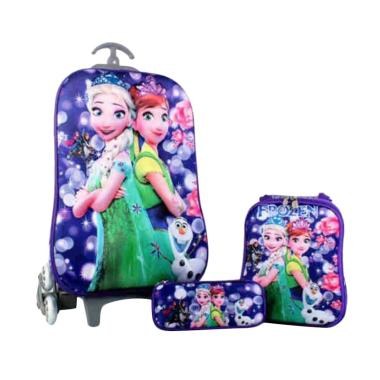 Bravery Disney Frozen Fever Elsa An ... [Troley T/Backpack/Pouch]