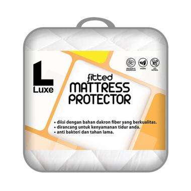 The Luxe Mattress Protector Fitted [160 x 200 cm]