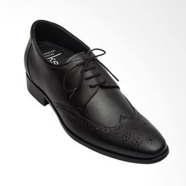 Keeve Sepatu Peninggi Badan Formal  - Hitam KBP027
