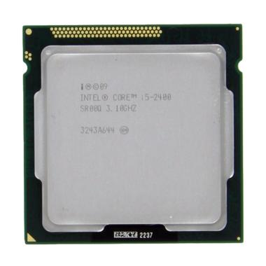 Intel Core i5-2400 Tray Prosesor with Fan [LGA1155]