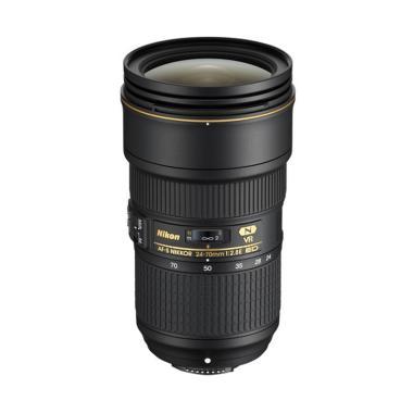 Nikon AF-S 24-70mm F/2.8 E ED VR Lensa Kamera Ladang