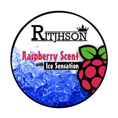 MURAH..!!! Ritjhson Ice Raspberry Medium Hold Oilbased Pomade Terlaris