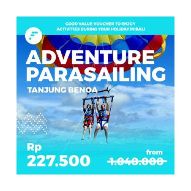 Adventure Parasailing E-Voucher