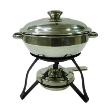 Maspion Deep Soup Bowl Perangkat Saji [16 cm]