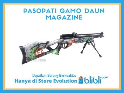 Senapan Angin Gejluk Pasopati Gamoflase Magazine