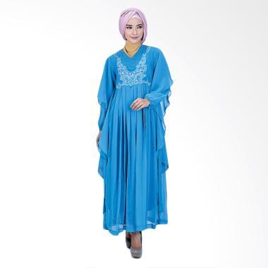 Azzura 340-12 Casual Gamis Muslimah Wanita