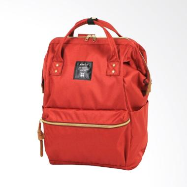 Anello Oxford Backpack Polyester Tas Ransel - Dark Orange