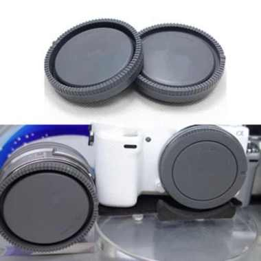 harga Penutup Lensa Kamera Lens Cap Sony ILCE-A7 A7M2 A7S A7R a5000 a6000NEX Blibli.com