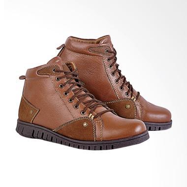 Azzura Casual Sepatu Boots Pria 627-08