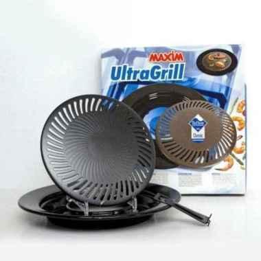 Sale Price Maxim Ultragrill Panggangan Daging Anti Lengket Ultra Grill 25 Cm Limited