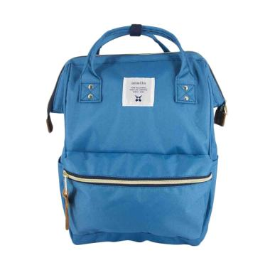 Anello Oxford Backpack Polyester Tas Ransel - Blue