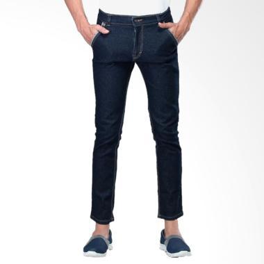 Daftar Harga Celana Jeans Hitam Pria Sognoleather Terbaru