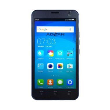 Advan Vandroid S50K Smartphone - Blue [8GB/1GB]