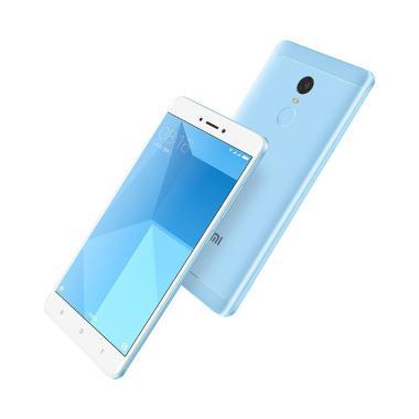 Xiaomi Redmi Note 4X Smartphone - Blue [64GB/4GB/Snapdragon]