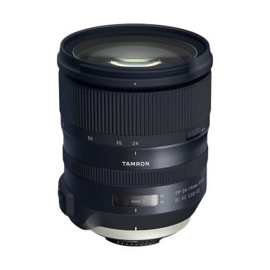 Tamron SP 24-70mm f-2.8 Di VC USD Lensa Kamera For Nikon