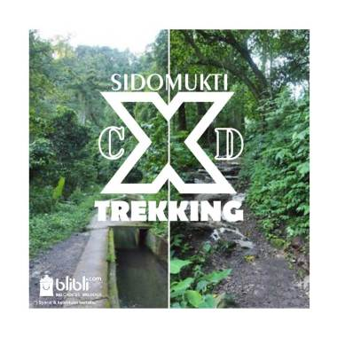 Hiking Organizer - X-CD Sidomukti Trekking E-Voucher