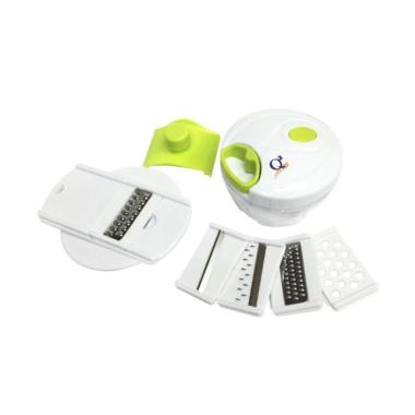 Q2 Mini Cutter P 202 Set Peralatan Dapur