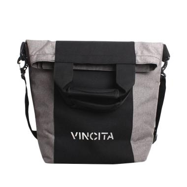 Vincita B070U Unisex Tote Bag Tas Sepeda - Grey
