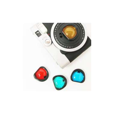 harga For instax mini 90 Polaroid special four-color filter Blibli.com