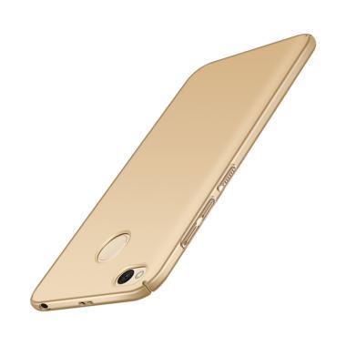 WEIKA Baby Skin Hardcase Casing for Xiaomi Redmi 4X - Gold