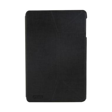 harga IPearl Magic Foldable Leather Casing for iPad Mini - Black Black Blibli.com