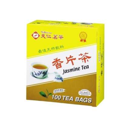 harga (Tea TenRen ini) TenRen Teh Jasmine Tea tas 100 teh Blibli.com