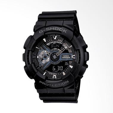 CASIO G-Shock Jam Tangan Pria - Black GA-110-1BDR