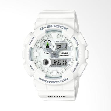 Best Price - CASIO G-Shock Jam Tangan Pria - White GAX-100A-7ADR