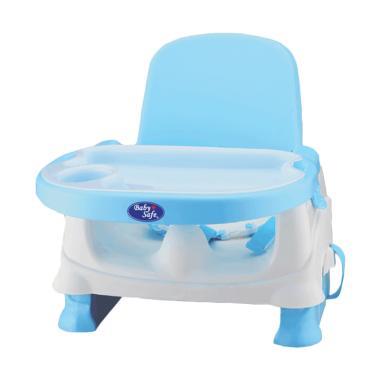 Baby Safe Booster Seat Kursi Makan Anak - Blue