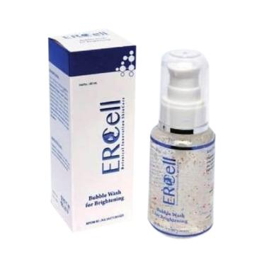Ercell Skincare Nano Bubble Wash Pembersih Wajah