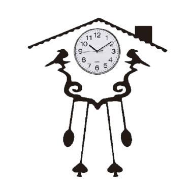 OEM Hiasan Jam Dinding Rumah Burung Dekorasi Dinding b9e84284f7