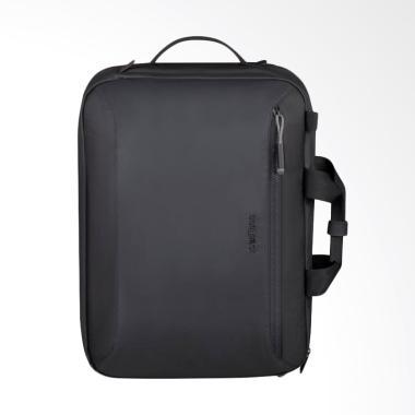 Bodypack Tas Laptop Trilogic Pria Passage - Hitam