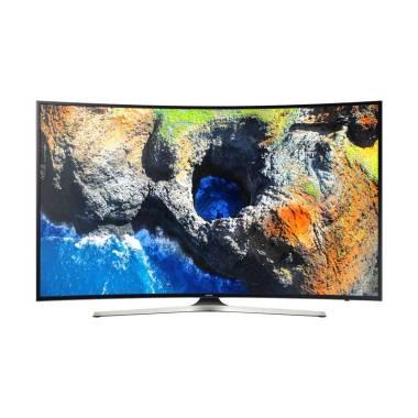 Samsung UA55MU6300KPXD TV LED [55 Inch/ Medan]