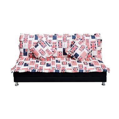 Olc Wellington England Sofa Bed [Khusus Jabodetabek]
