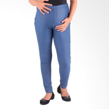 HMILL C448 Celana Ibu Hamil - Biru Tua